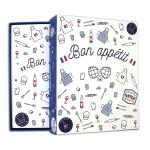 Kit de papeterie Classeur de recettes Frenchy