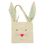 Mini tote bag Lapin 25 x 25 cm