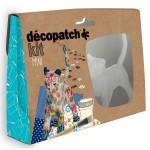 Chat en papier mâché - Mini kit