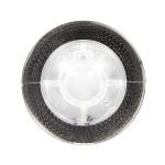 Cordonnet métalisé noir 0.8mm par 10m
