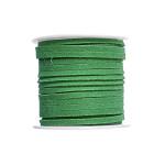 Lacet en suédine 5m - Vert