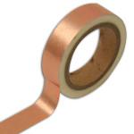 Masking Tape uni cuivre 1 cm x 5 m