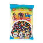 Perle à repasser Midi multicolore 3000 pièces