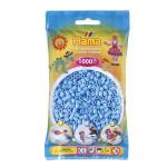 Perle à repasser Midi 1000 pièces - Pastel bleu