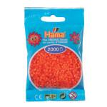 Perle à repasser Mini 2000 pièces - Orange