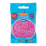 Perle à repasser Mini 2000 pièces - Pastel rose