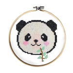 Diamond painting Kit Panda