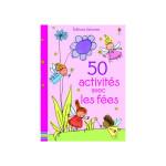 Livre 50 activités avec les fées