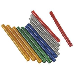 Bâton de colle pailletée Ø 0.7 cm - 20 pcs