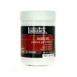 Médium-gel de texture pour acrylique 237ml brillant