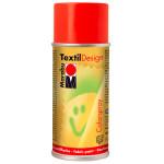 Aérosol peinture acrylique TextilDesign 150 ml - Argent