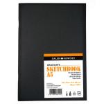 Carnet de dessin Graduate 140 g/m² 20 feuilles - 14,8 x 21 cm (A5)