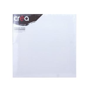Châssis carré Mixte polyester + coton - 40 X 40 cm