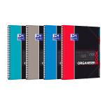 Cahier Organiserbook A4+ grands carreaux Séyès 160 p