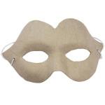 Masque charme en papier mâché