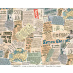 Papier Italien 50 x 70 cm 85 g/m² Journal