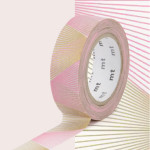 Masking Tape 1P Oblique or 15 mm x 10 m