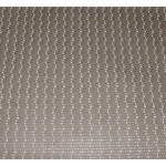 Papier Indien 56 x 76 cm 100 g/m² Kraft fini main motifs blanc / argent