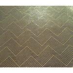 Papier Indien 50 x 70 cm 120 g/m² Feuille d'Or motif hallucination