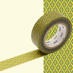 Masking Tape 1P Hanabishi tanpopo 15 mm x 10 m
