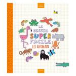 Livre Le dessin super facile Les animaux