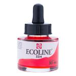 Encre Aquarelle Ecoline 30 ml - 100 Blanc