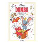 Livre Art thérapie Dumbo Disney