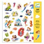 Stickers Sirènes