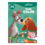 Album de coloriage Star color Disney animaux