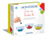 Coffret activité Montessori - L'un ici, l'autre là