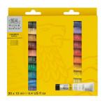 Peinture acrylique fine Galeria Assortiment 20 tubes 12 ml