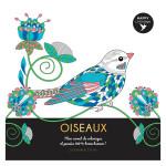 Carnet Happy coloriage Oiseaux
