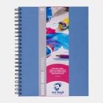 Carnet Journal de techniques mixtes 160 g/m² - 14,8 x 21 cm (A5)