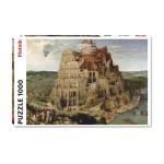 Puzzle Pieter Brueghel La Tour de Babel 1000 pièces