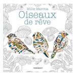 Carnet de coloriage Oiseaux de rêve & trésors des cimes