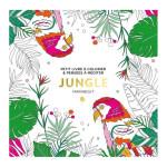 Le petit livre de coloriages Jungle