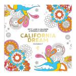 Le petit livre de coloriages California Dream