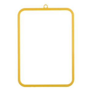 Ardoise blanche pour marqueurs 18.5 x 26 cm
