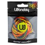 Bracelet caoutchouc colorés 15 g