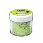 Paillettes Izink Glitter vert clair - 15 g